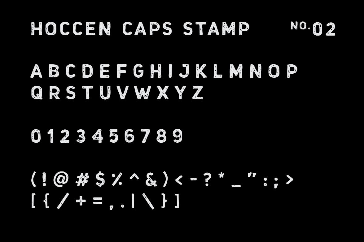 HOCCEN CAPS example image 4