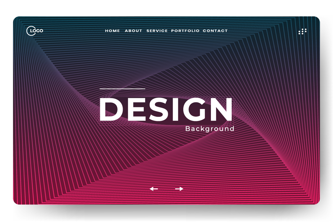 8 Abstract background design example image 9