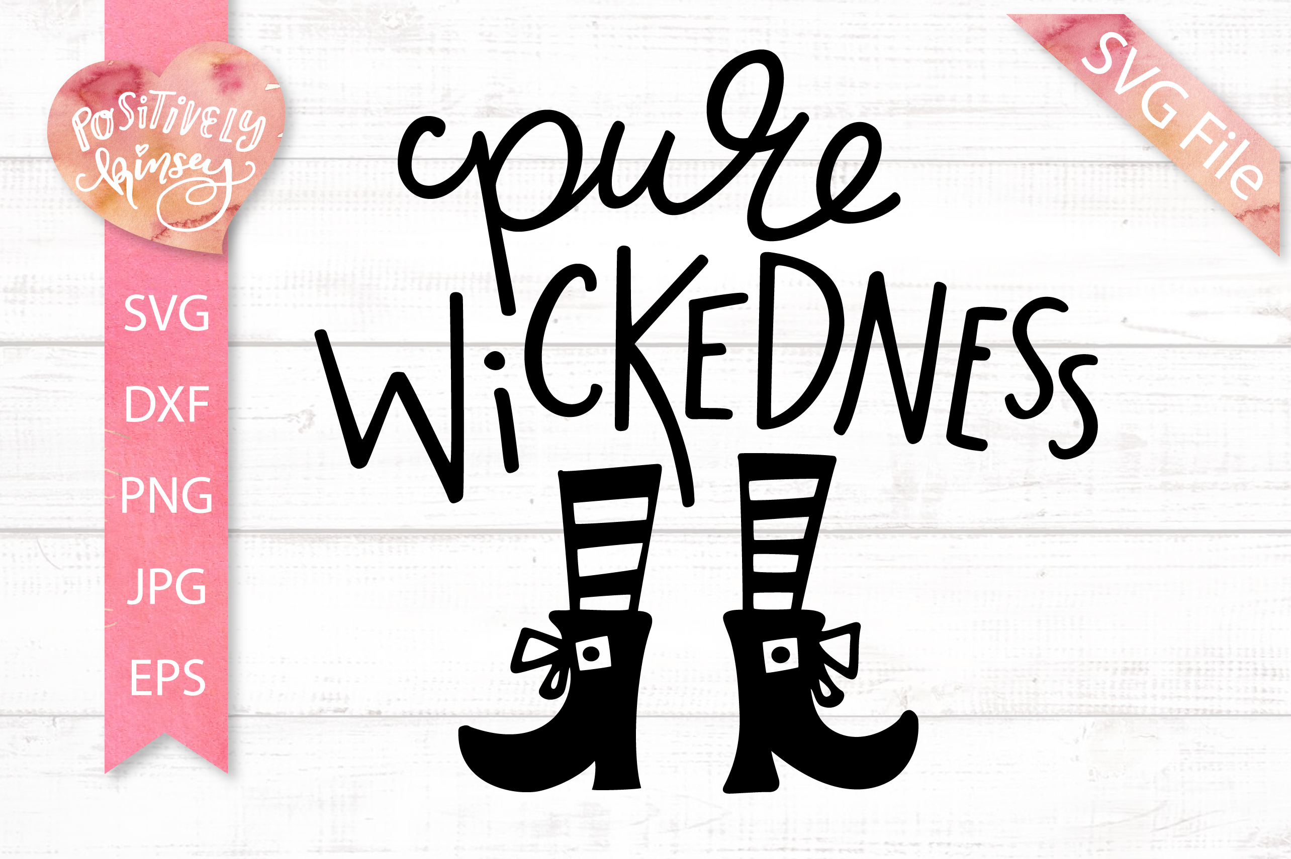 The Little Witch SVG Bundle, Halloween SVG DXF PNG EPS Files example image 13