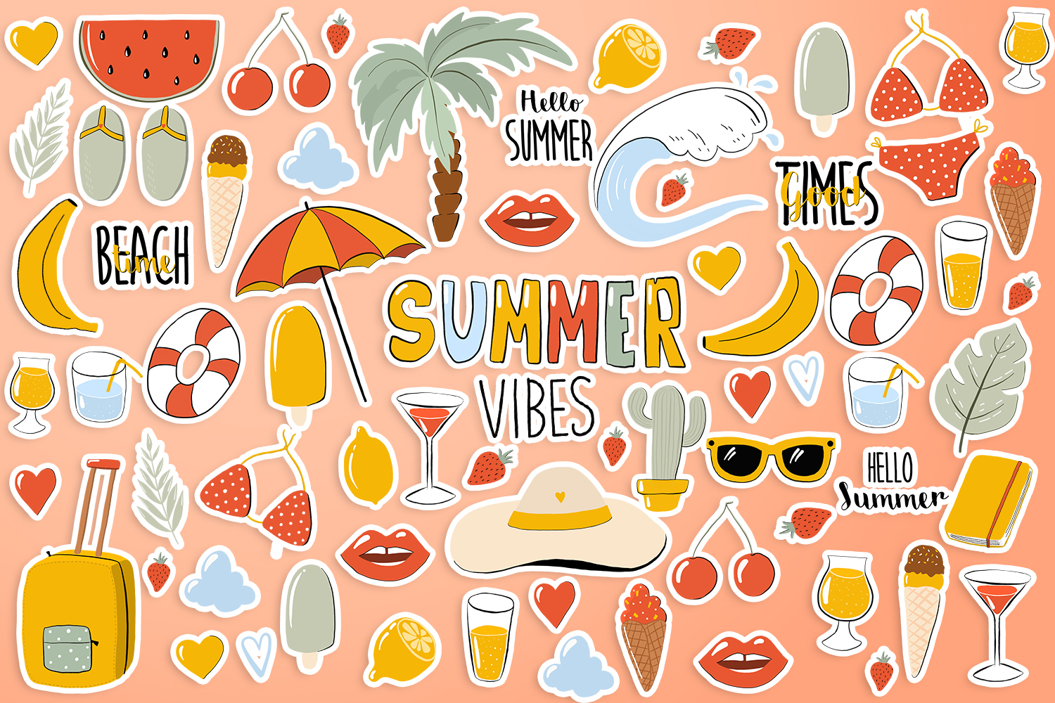 Summer Vibes example image 1