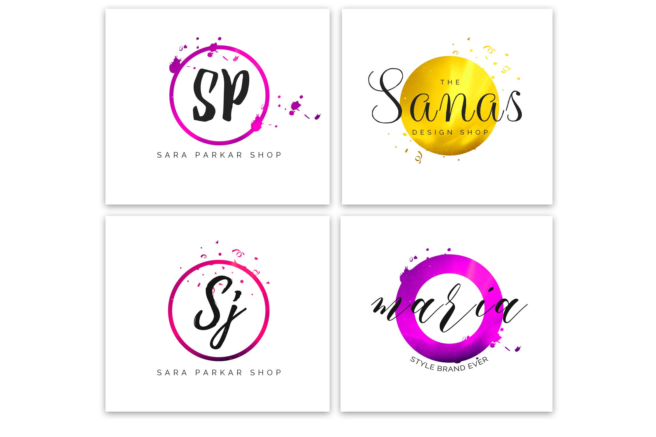 65 Best Branding Logo Templates example image 15