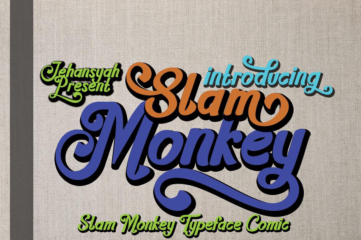 Slam Monkey example image 2