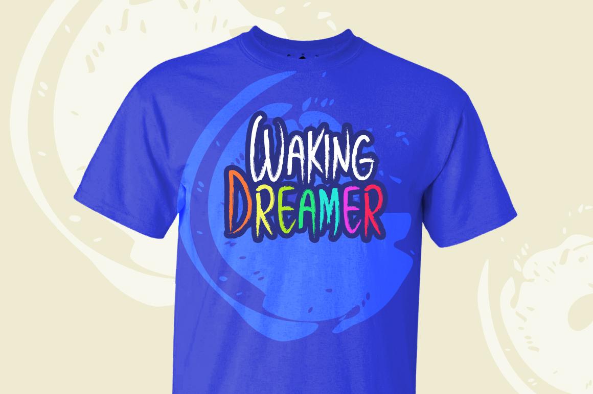 Waking Dreamer example image 6
