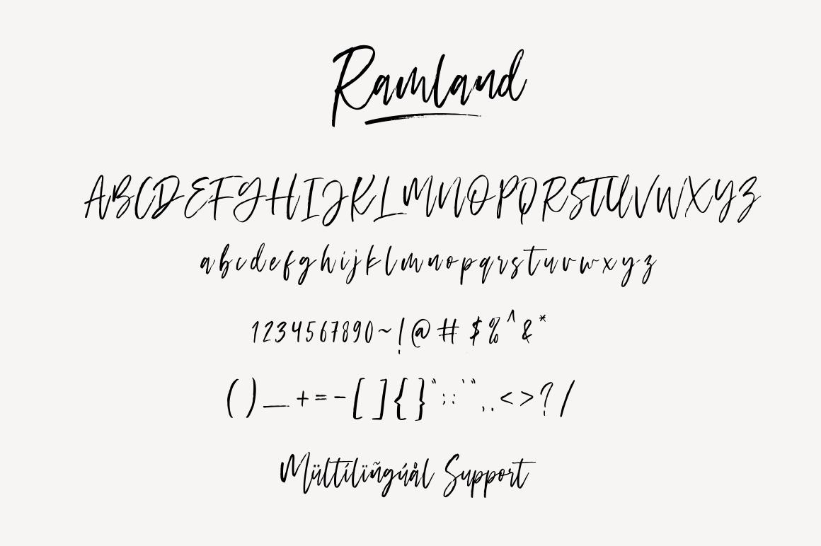 Ramland example image 6