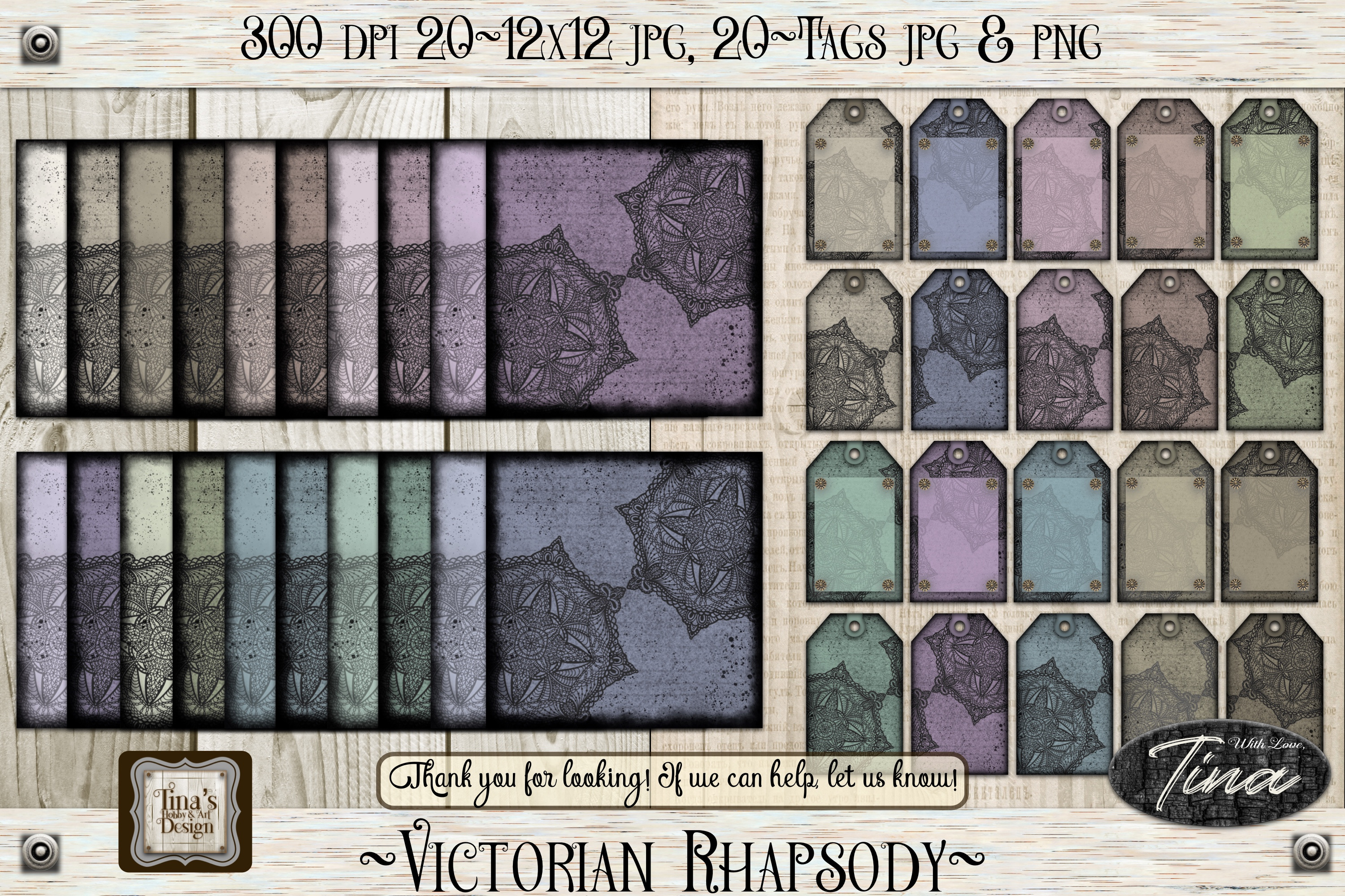 NEW Victorian Rhapsody Doilies In Multiple Colors with Tags example image 1
