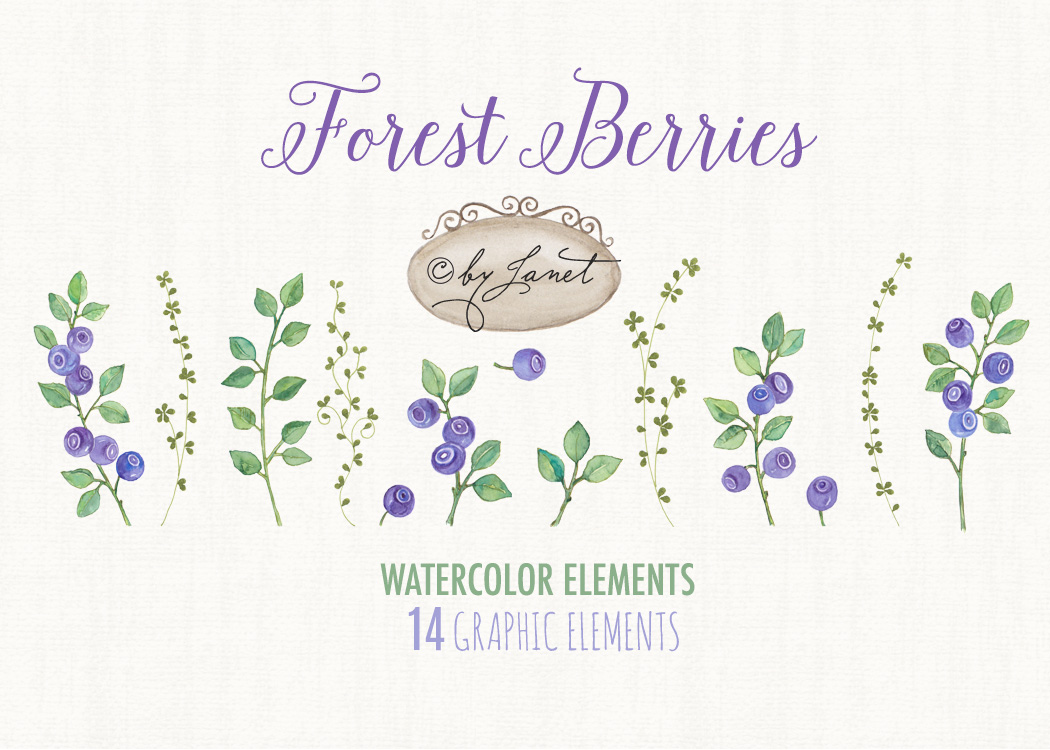 Forest Berries example image 2