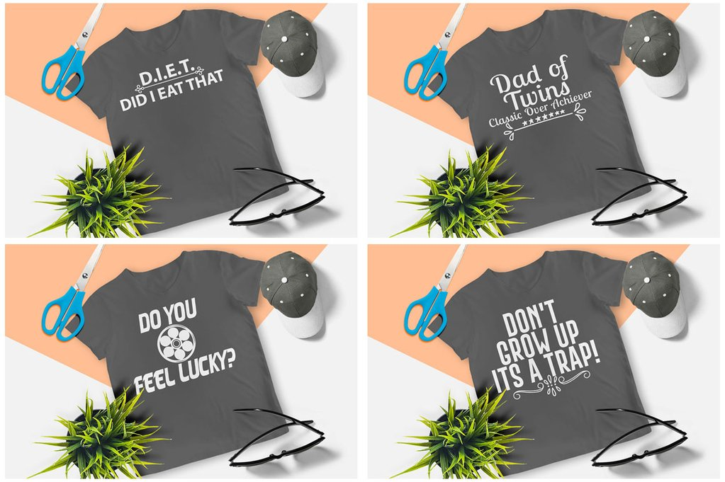 200 Printready Tshirt Design Mega Bundle example image 8