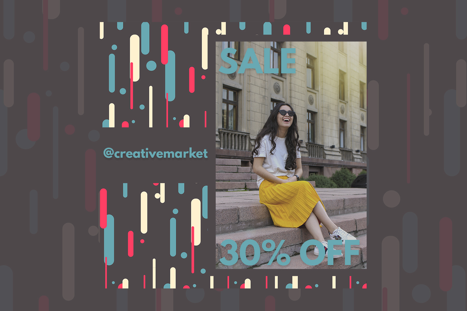 Fashion Instagram Posts & Stories example image 3