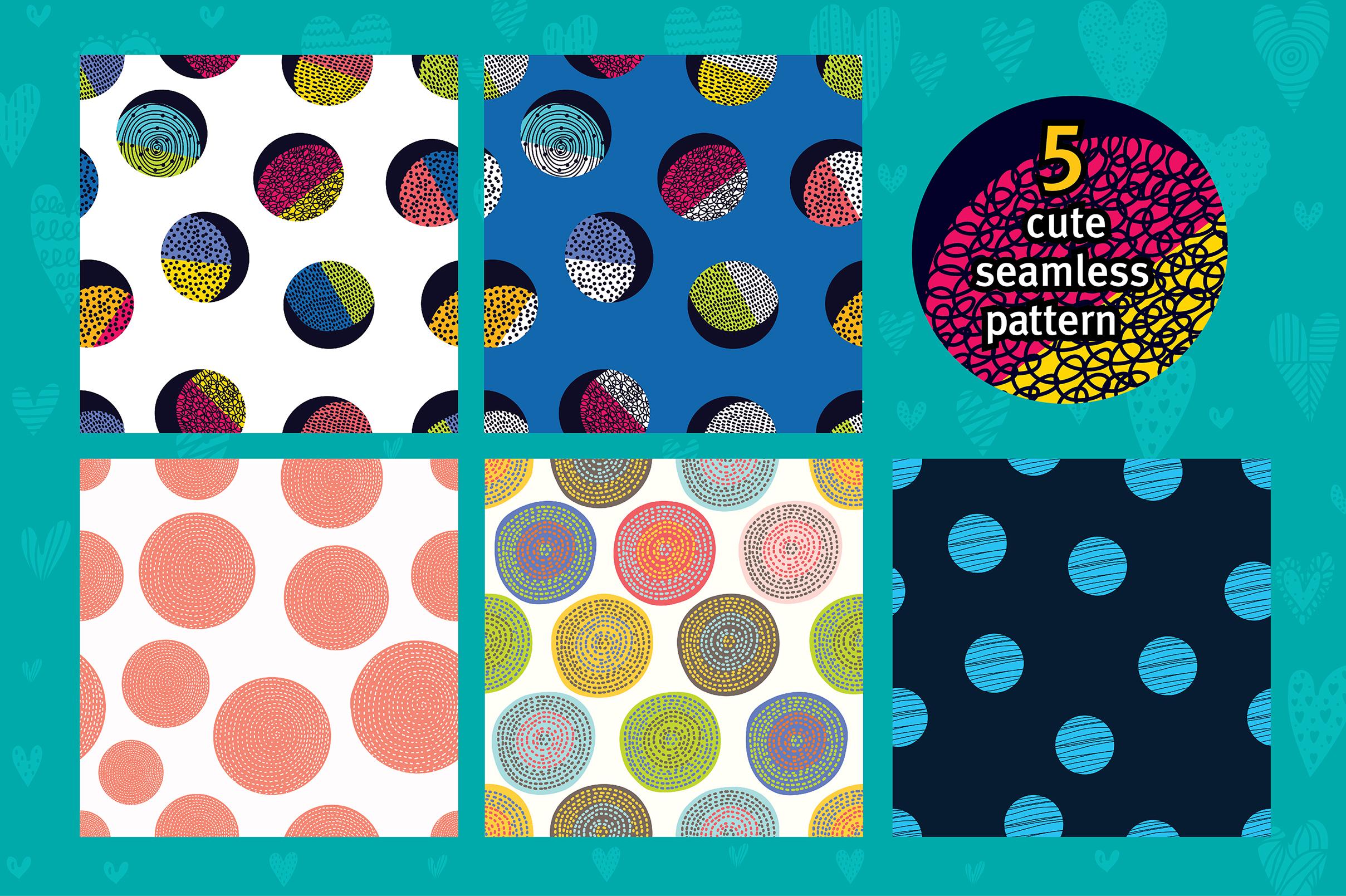 Love polka dots! example image 6