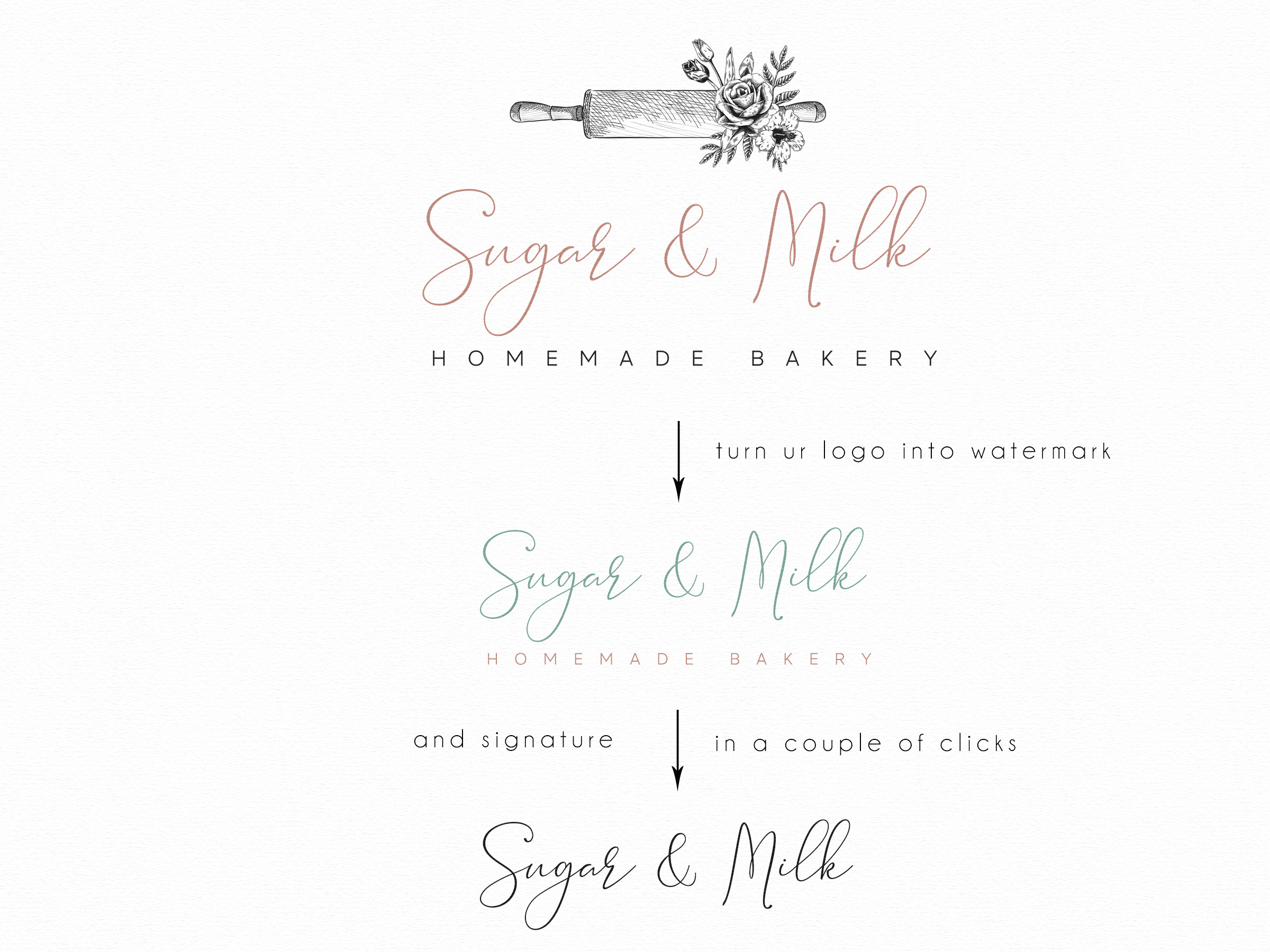Bakery Logo Template example image 2