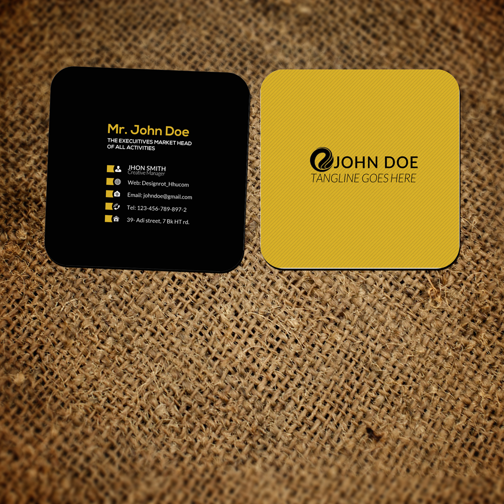 Mini Social Cards Templates example image 2