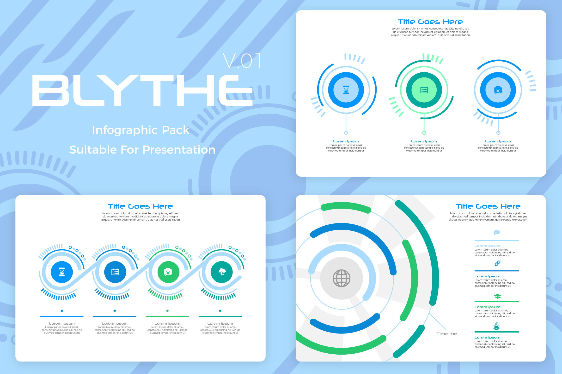 Blythe - Infographic example image 1