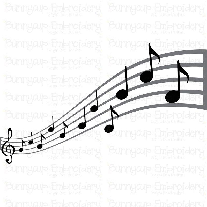 Music Bundle - SVG, Clipart, Printables example image 6