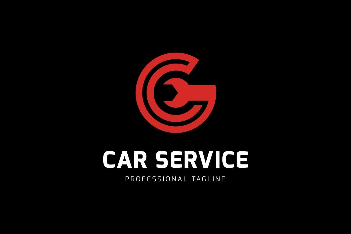 CAR SERVICE Logo example image 2