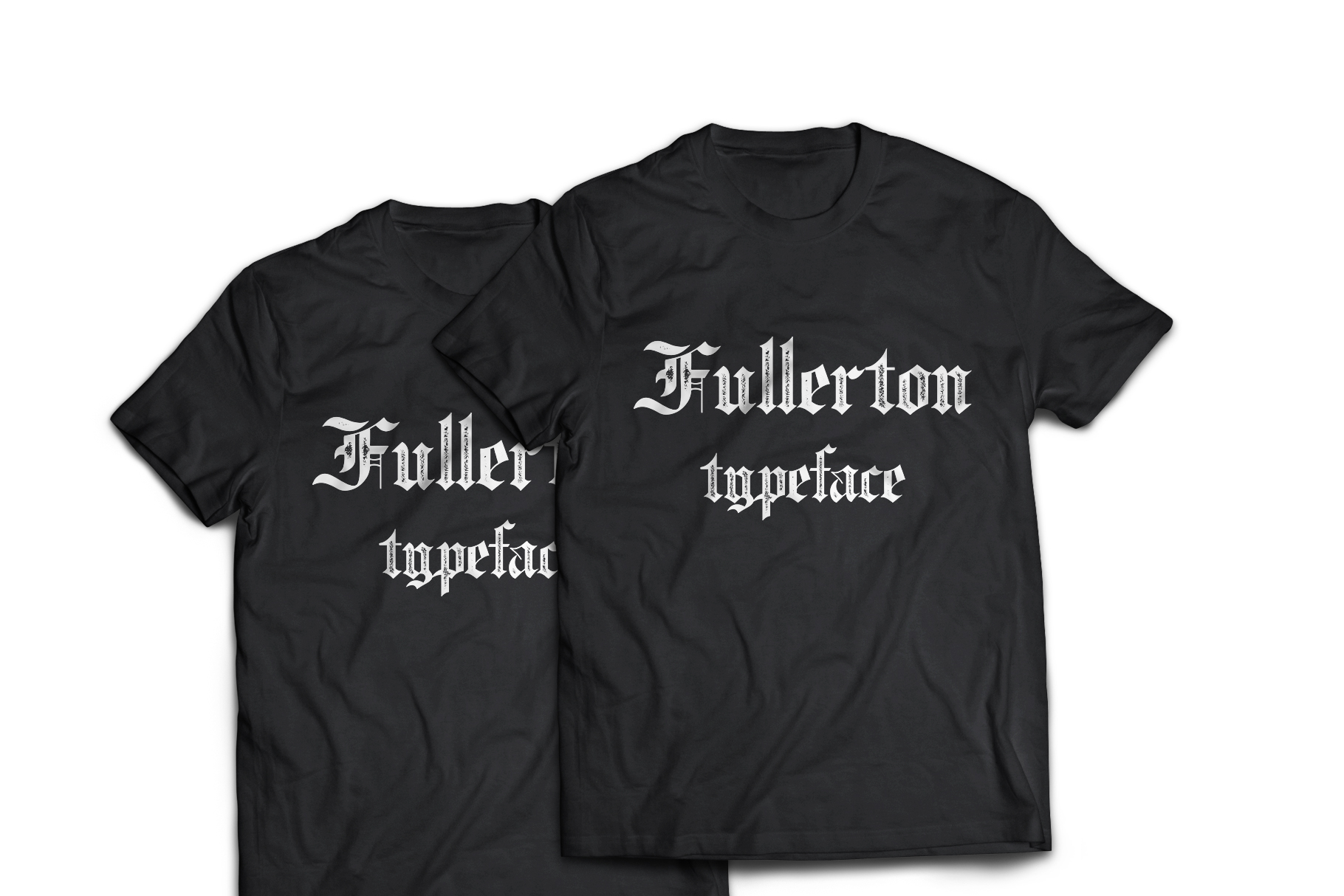 Fullerton Typeface Font example image 4