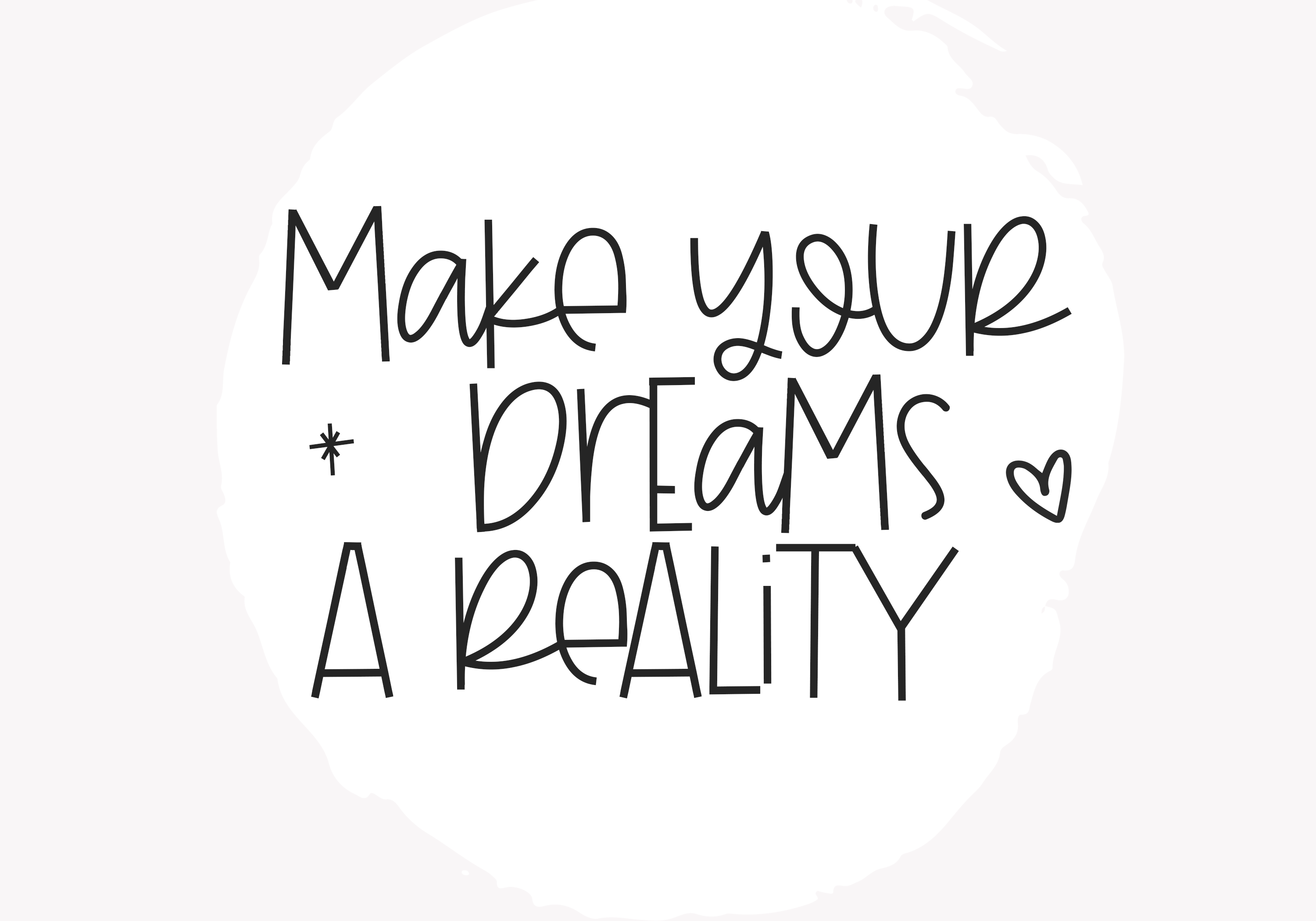 Sweet Dreamer - A Fun & Mismatched Font example image 8