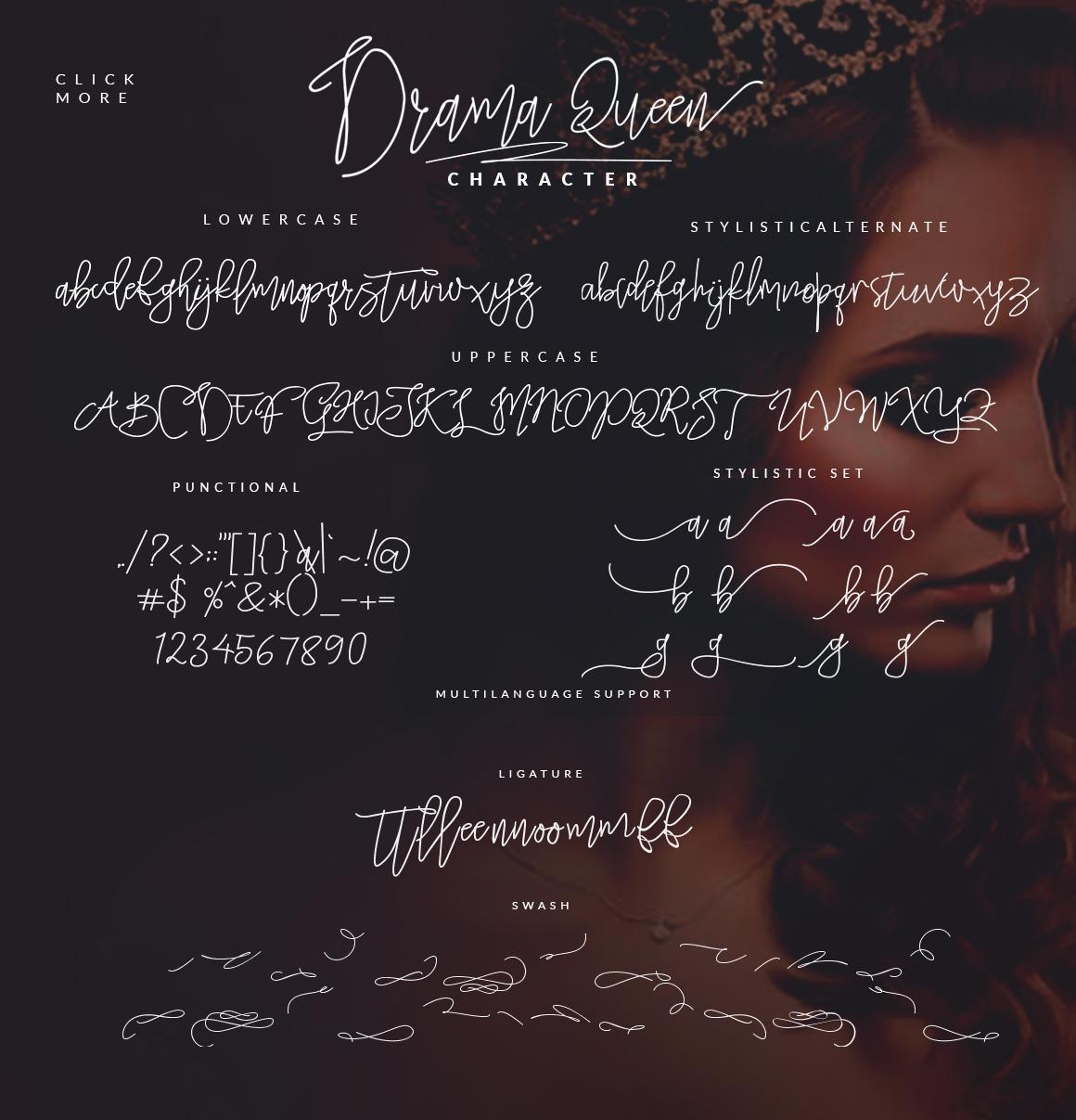 Drama Queen Script example image 6