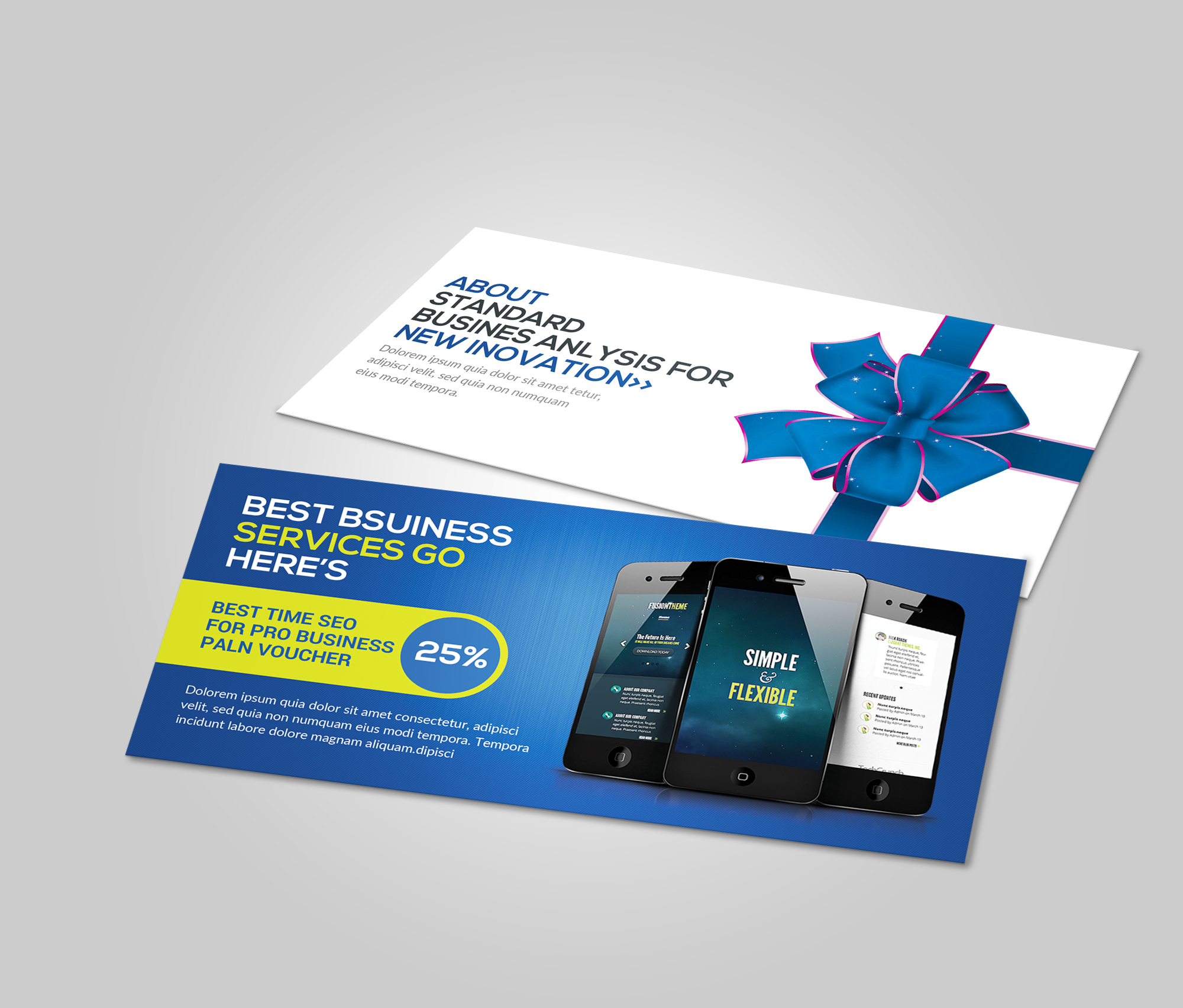 Gift Voucher example image 1