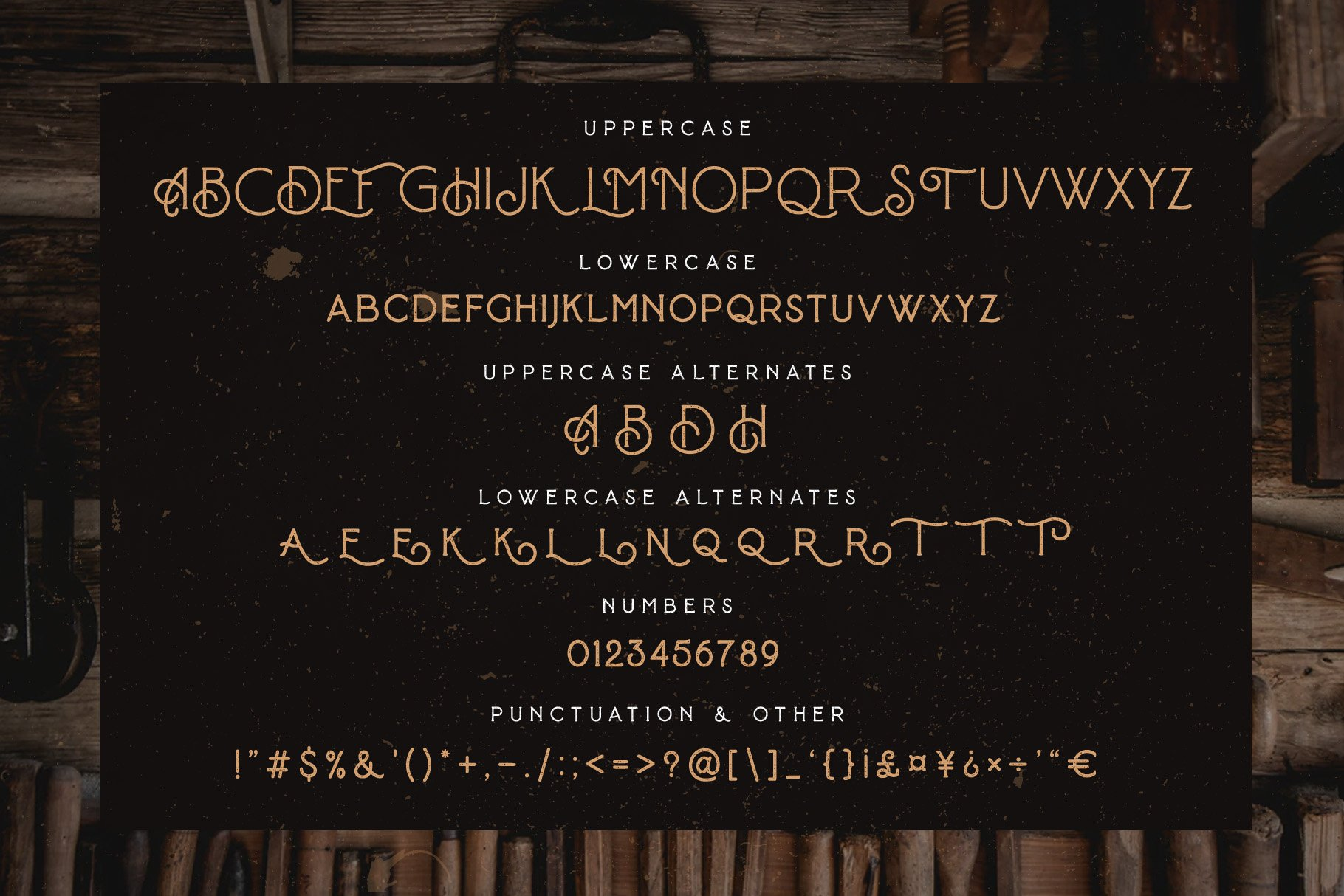 Baroneys - Vintage Typeface example image 11