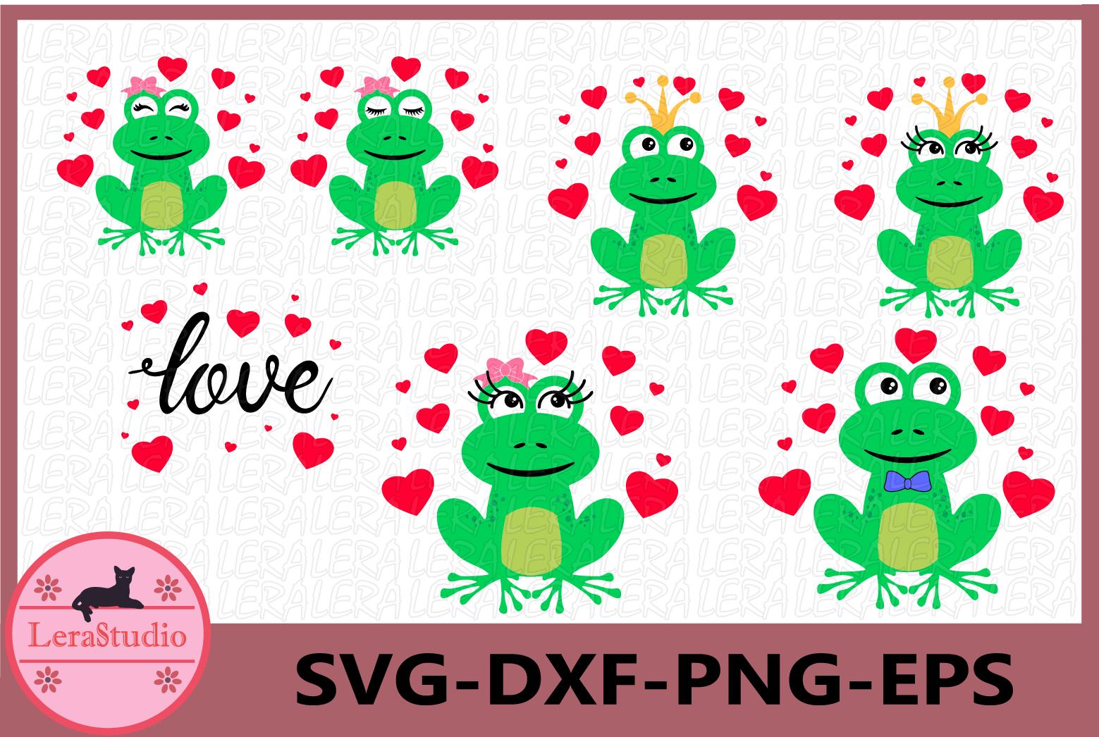 Download Frog Love Svg Frog Prince Svg Valentines Day Svg Love Svg