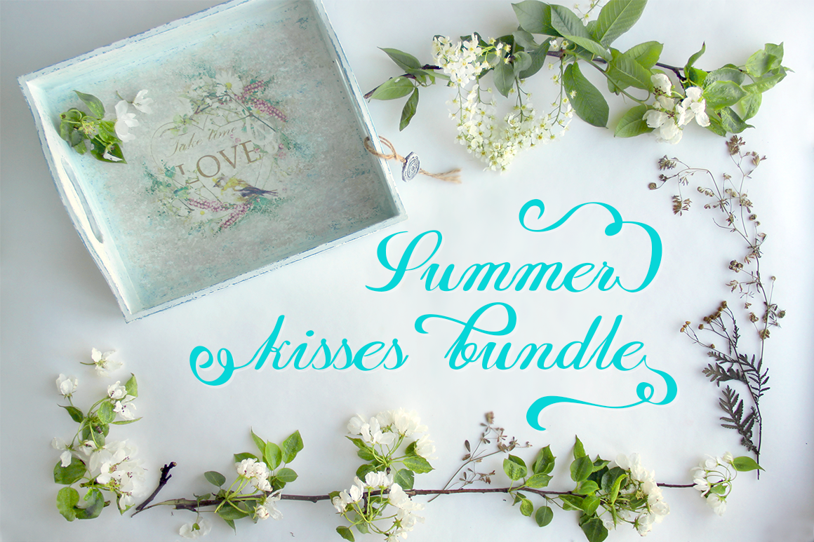 Summer kisses bundle example image 1