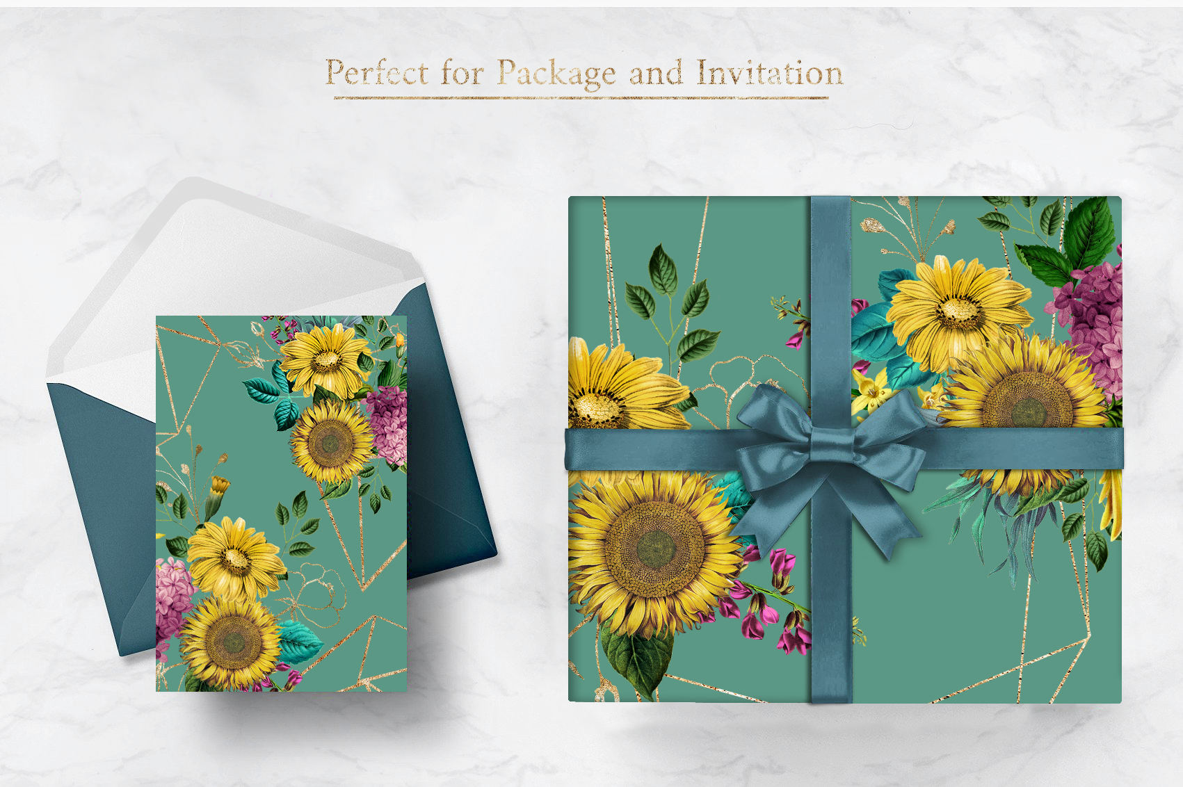 Sunflowers example image 8