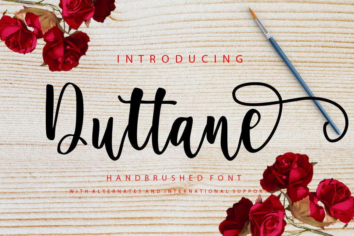 The Authentic Script Font Bundle example image 19