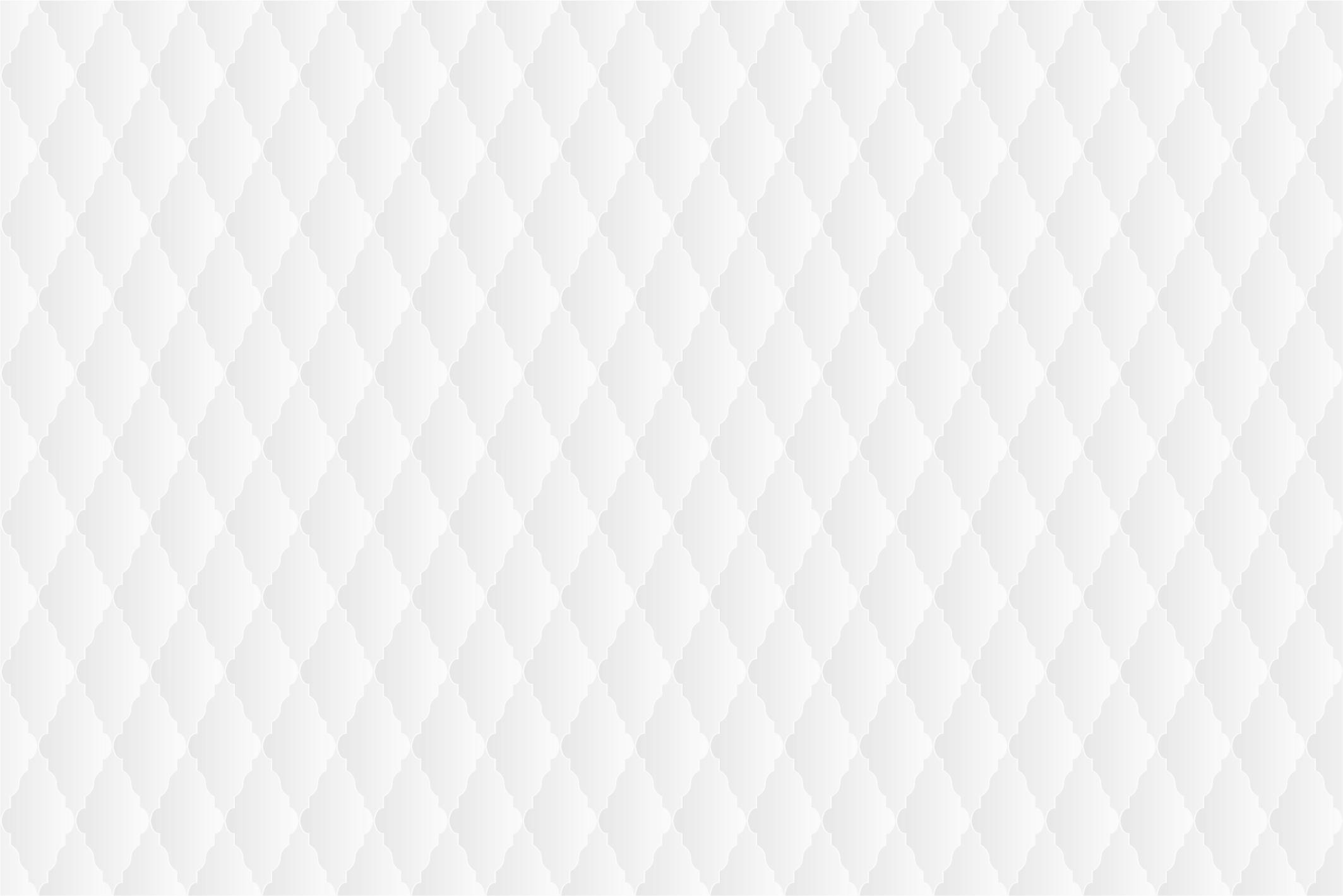Decorative white soft textures set example image 7
