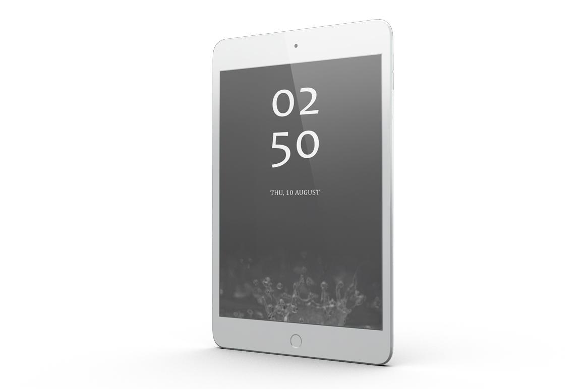 iPad Mini 4 Mock-up example image 10