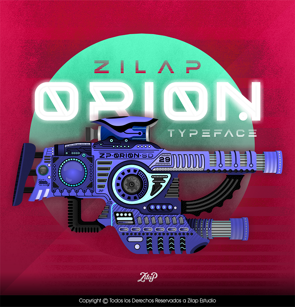 Zilap Orion example image 5