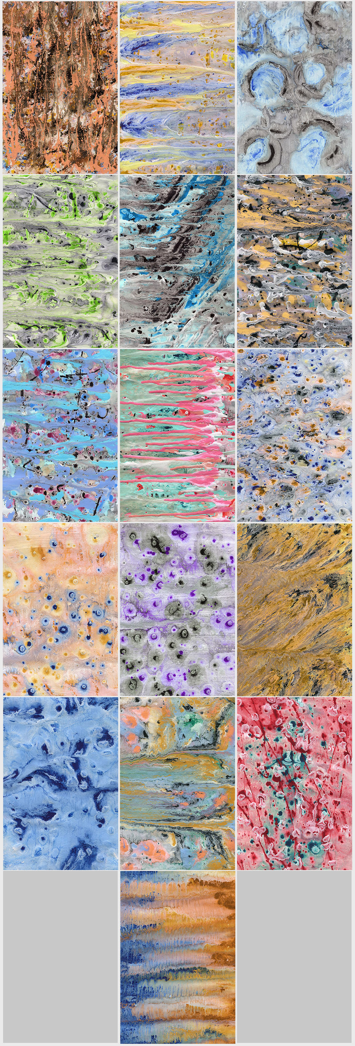 Abstract Paint Backgrounds Vol. 8 example image 9
