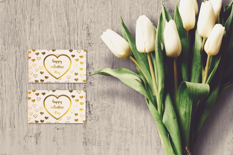 Valentine Card Mock-up #31 example image 1