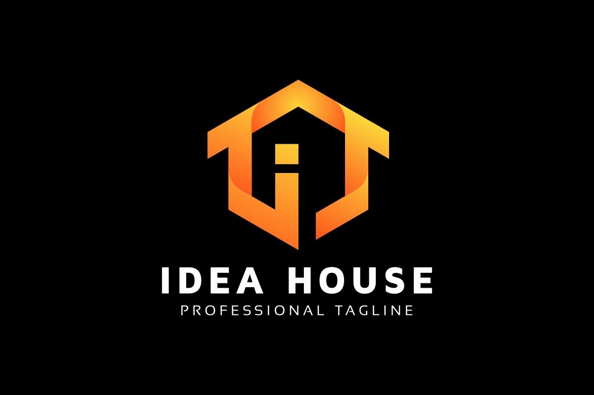 Idea House Logo example image 2