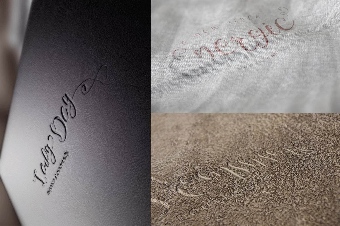 Cantique Script Calligraphy example image 5