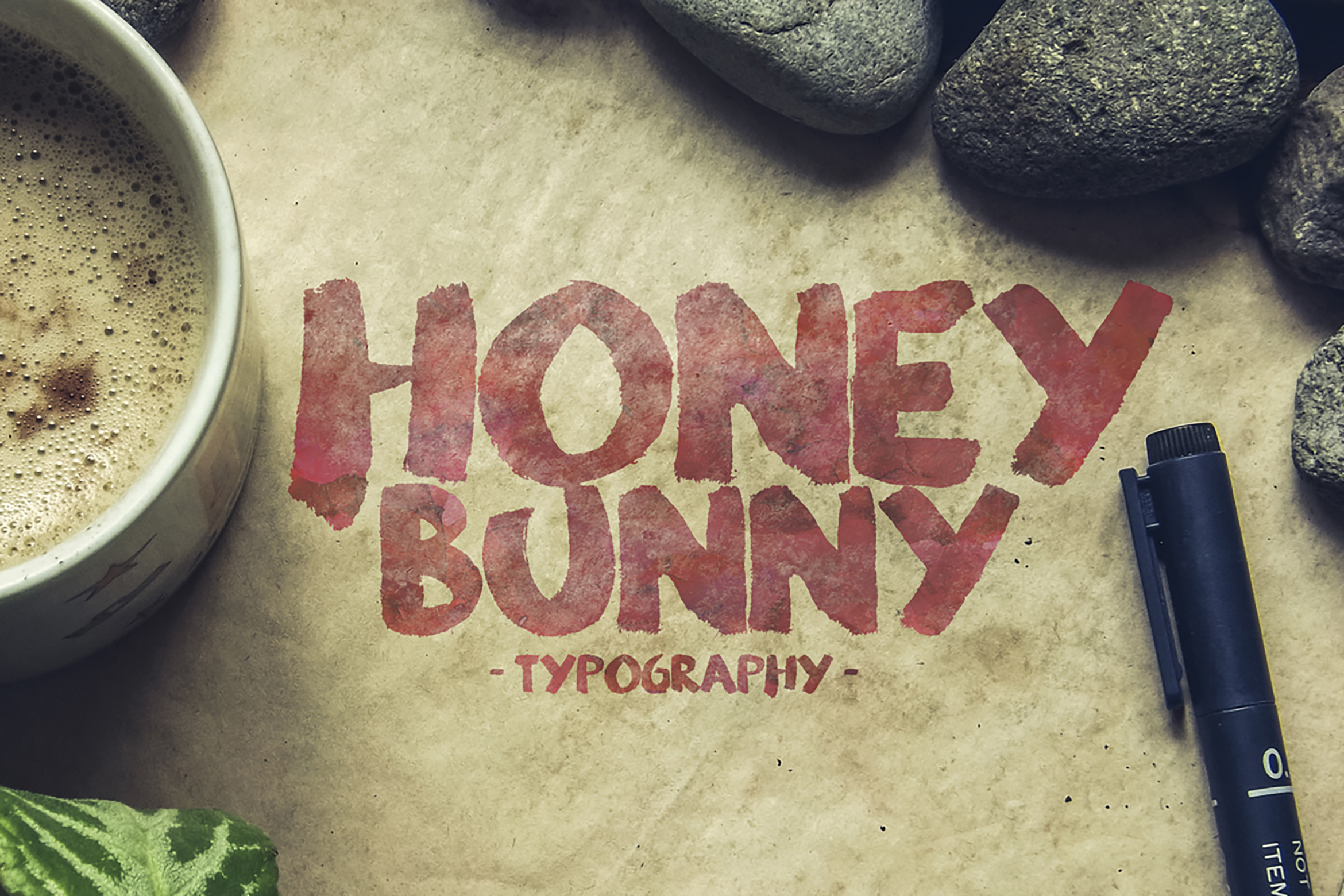 25 Fonts Bundle example image 20
