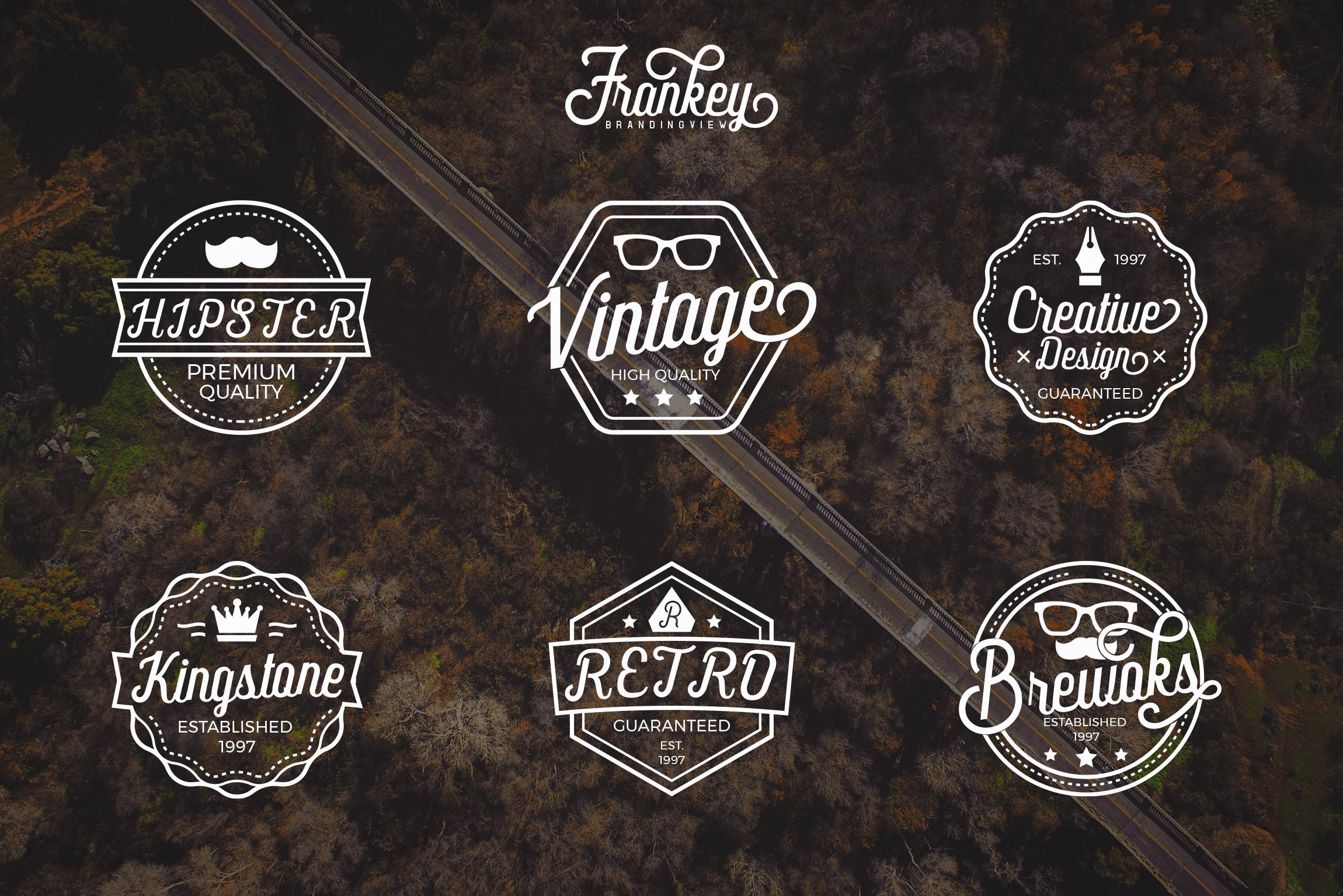 Frankey Vintage Font example image 6