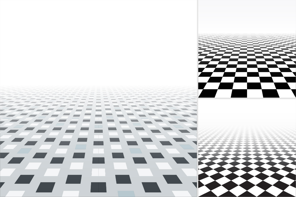 Abstract backgrounds, tiled floor. example image 6