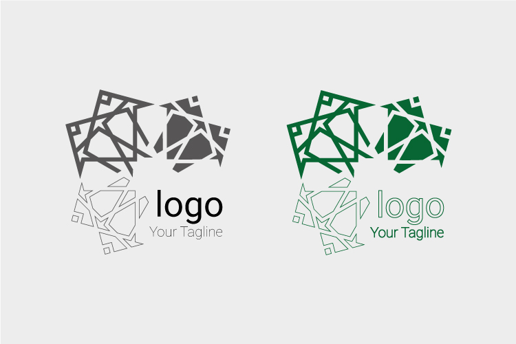 Octagonal Logo example image 2