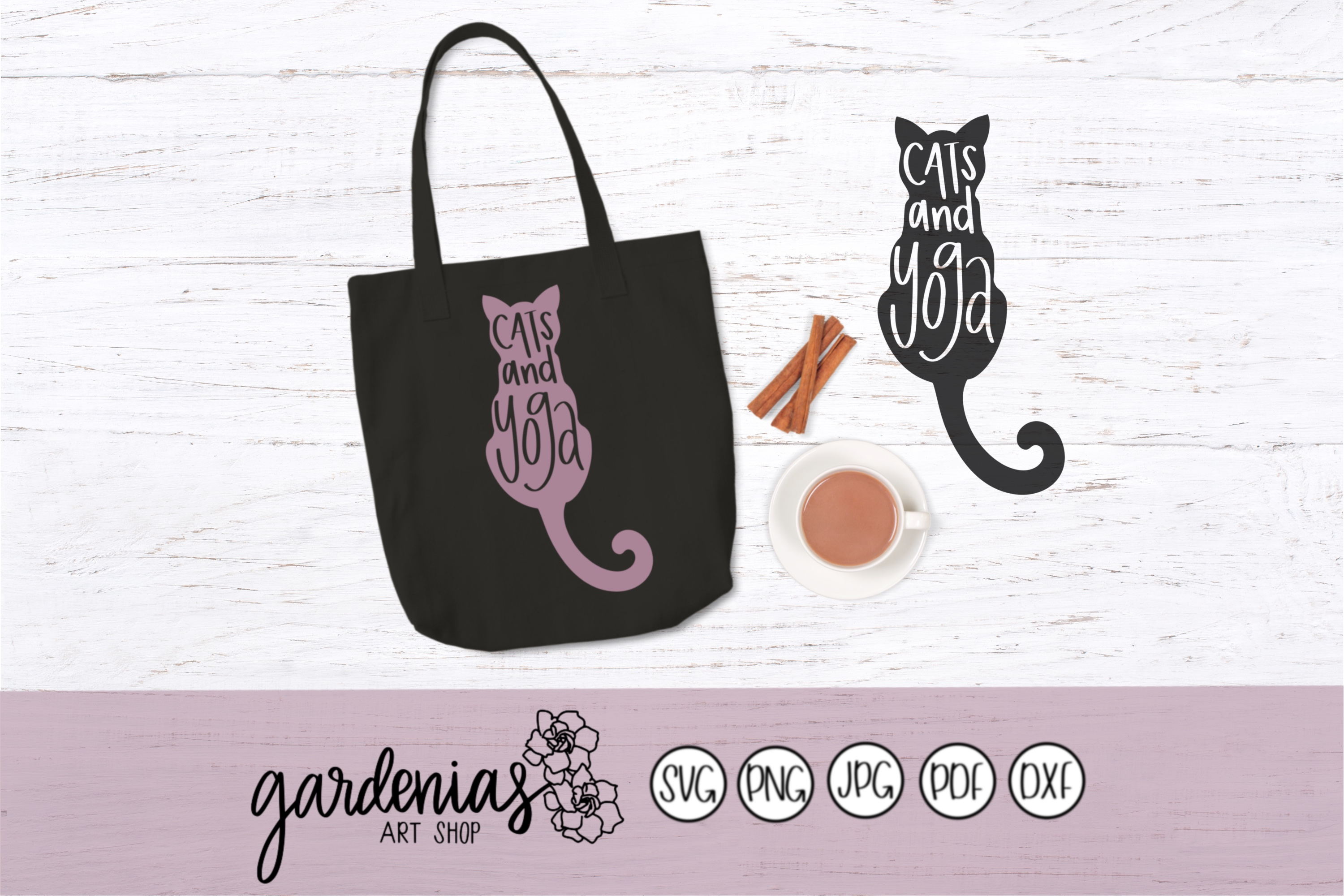 Cat Lovers Bundle example image 10