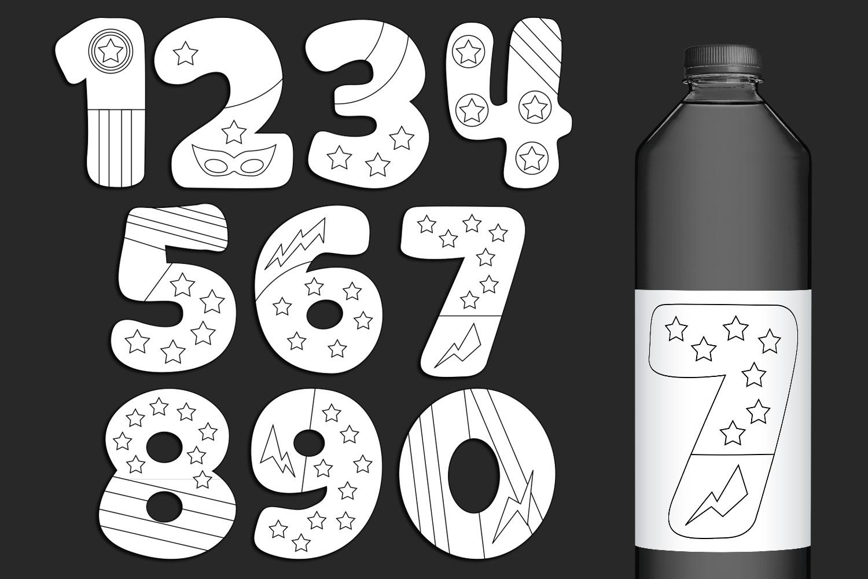 Illustrations Huge Bundle - Superhero Clip Art Graphics example image 17