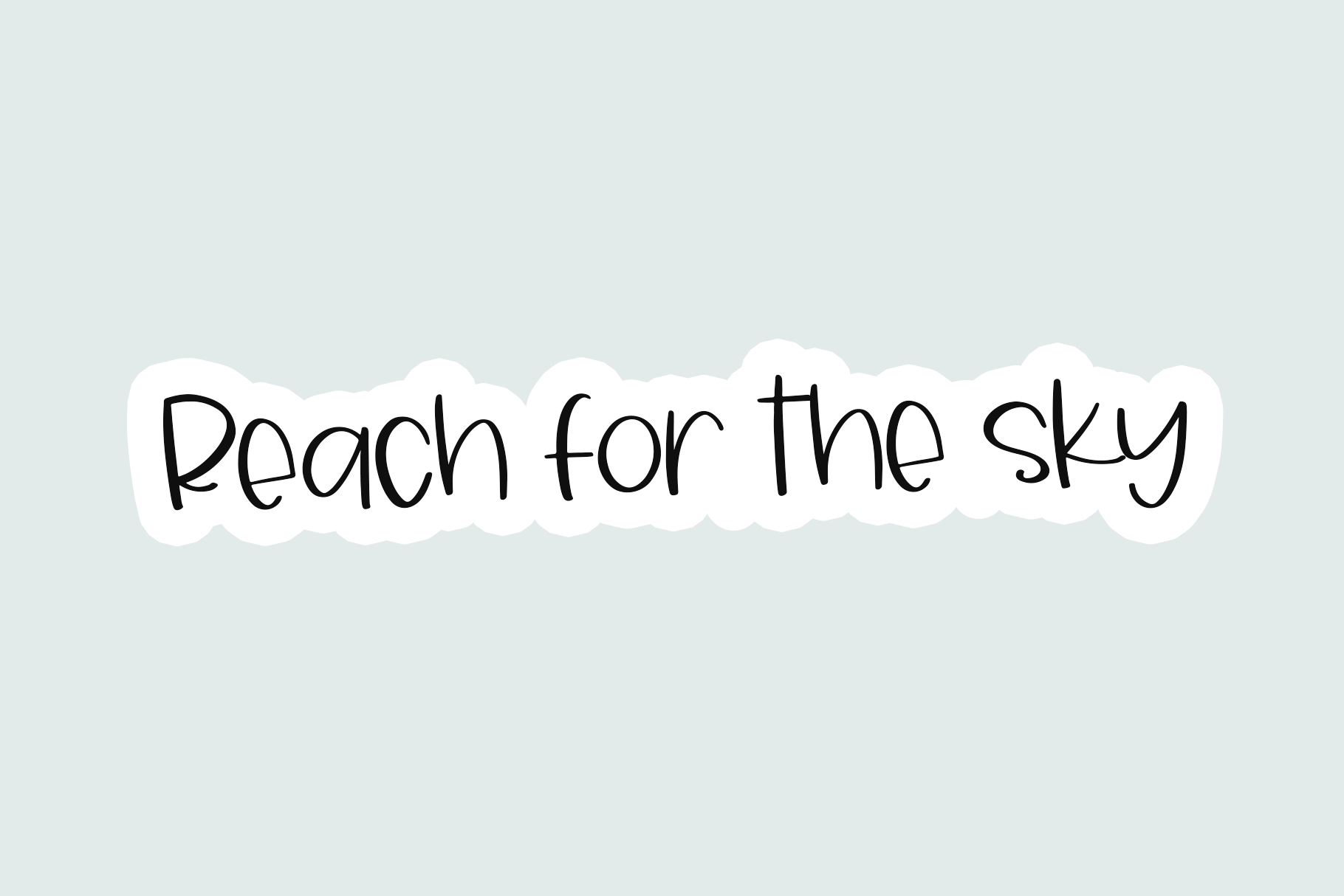 Sky Light - A Quirky Handwritten Font example image 2