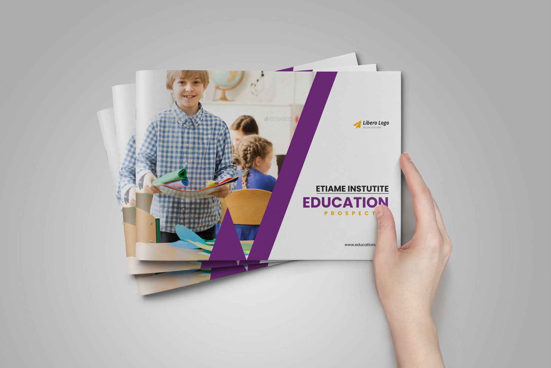 Education Prospectus Brochure v12 example image 15