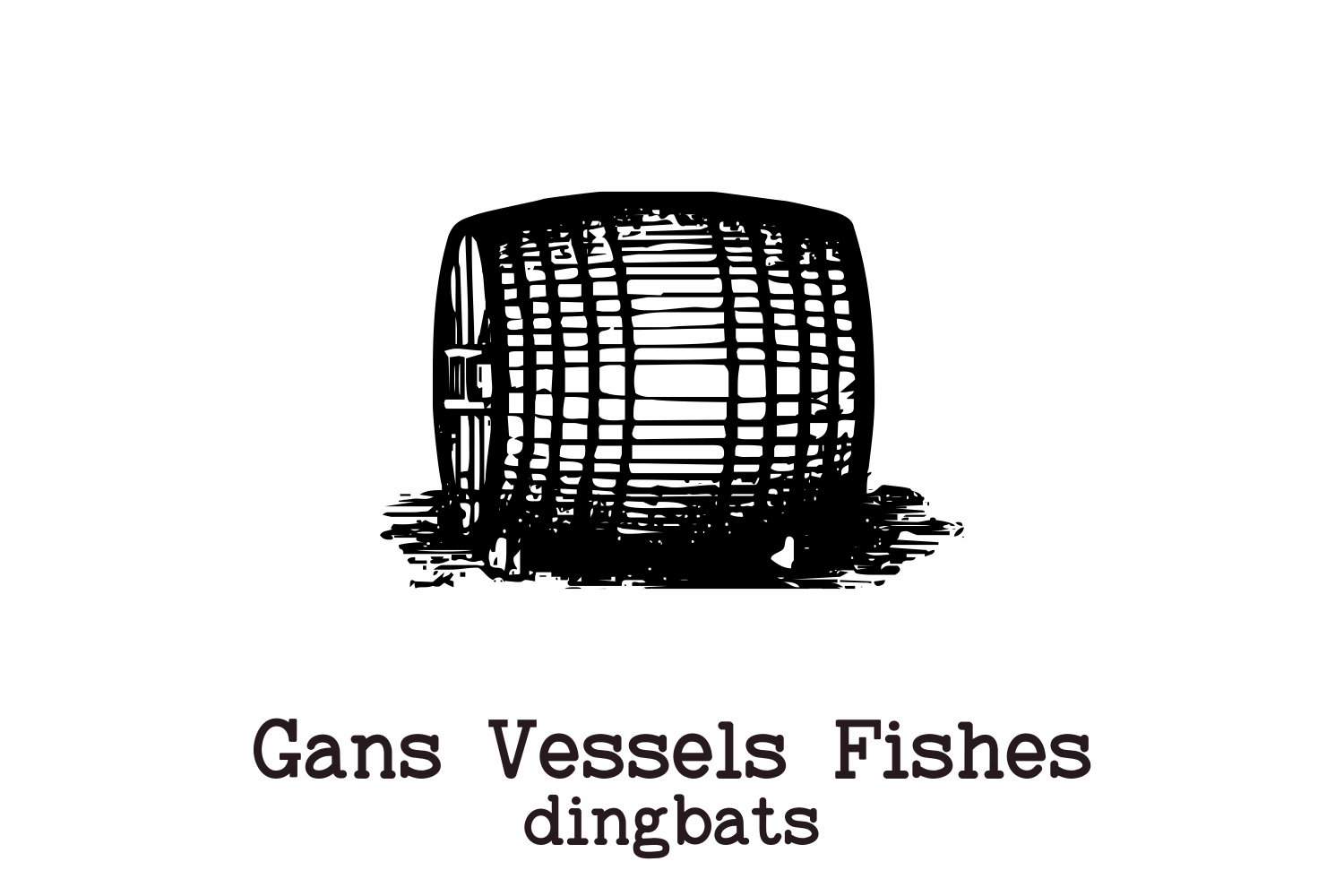 Gans Vessels Fishes example image 3