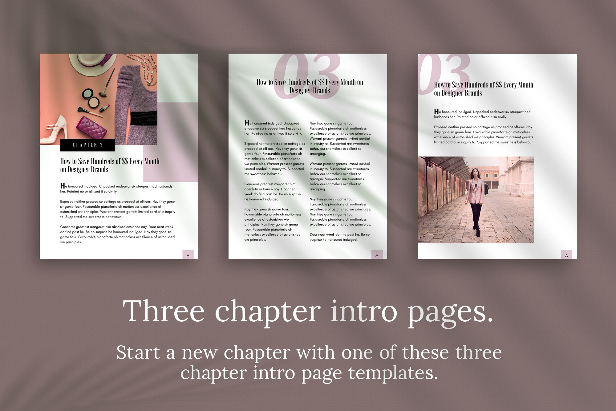 eBook or Opt-in Freebie Canva template | Ivy example image 6