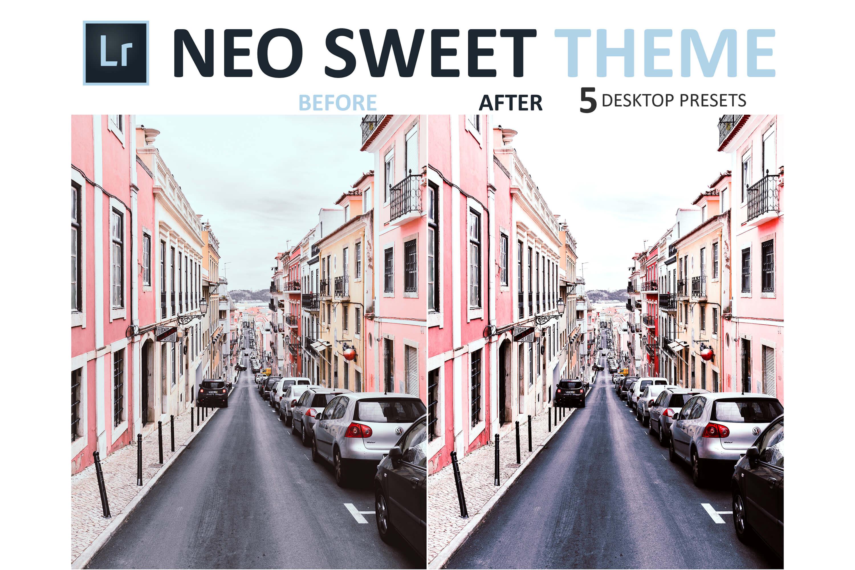 Neo Sweet Theme Desktop Lightroom Presets example image 6