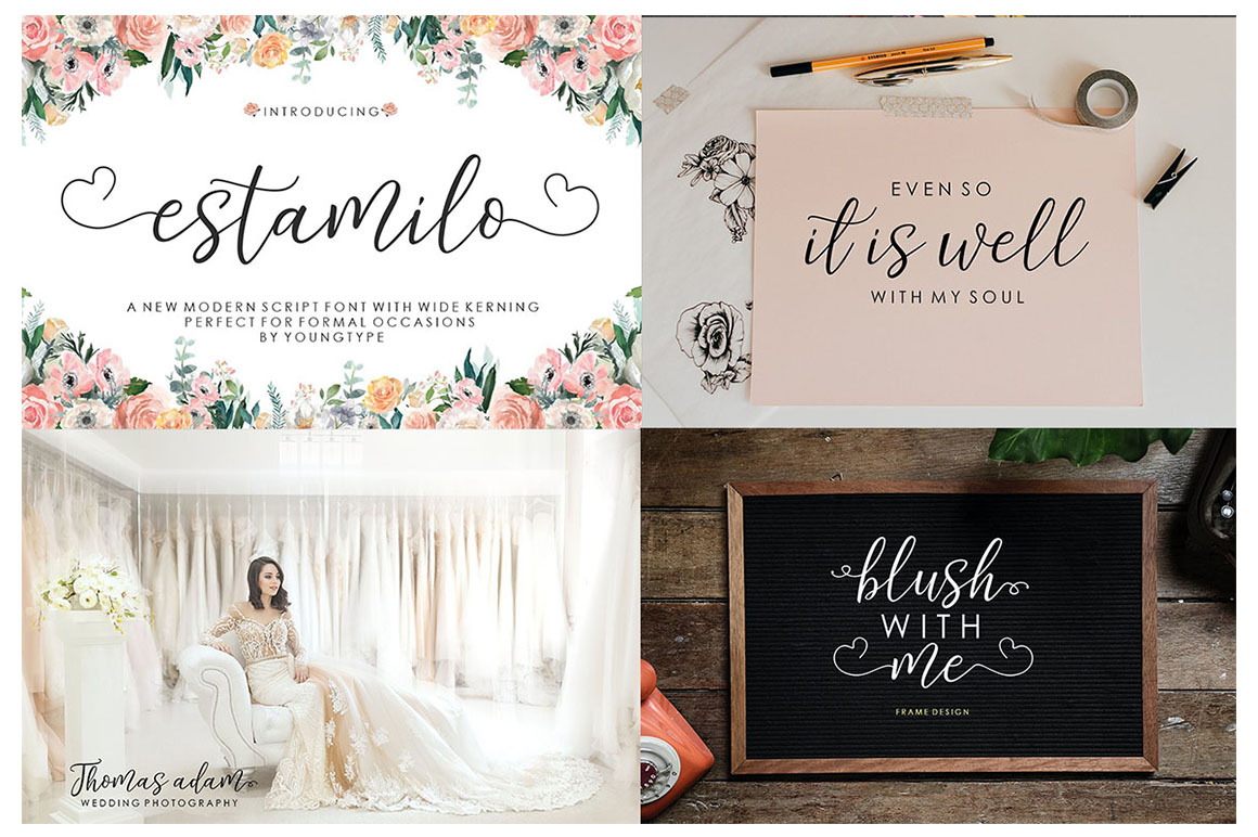 The Handlettered Font Collection example image 4