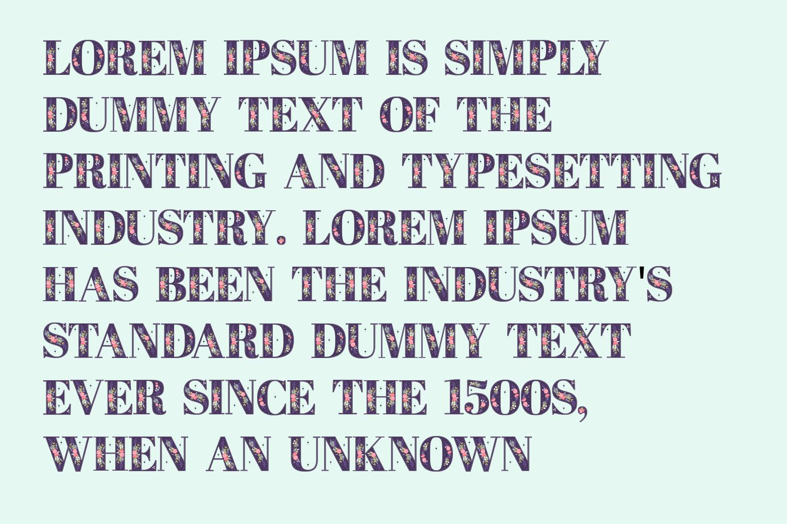 Regia Font example image 8