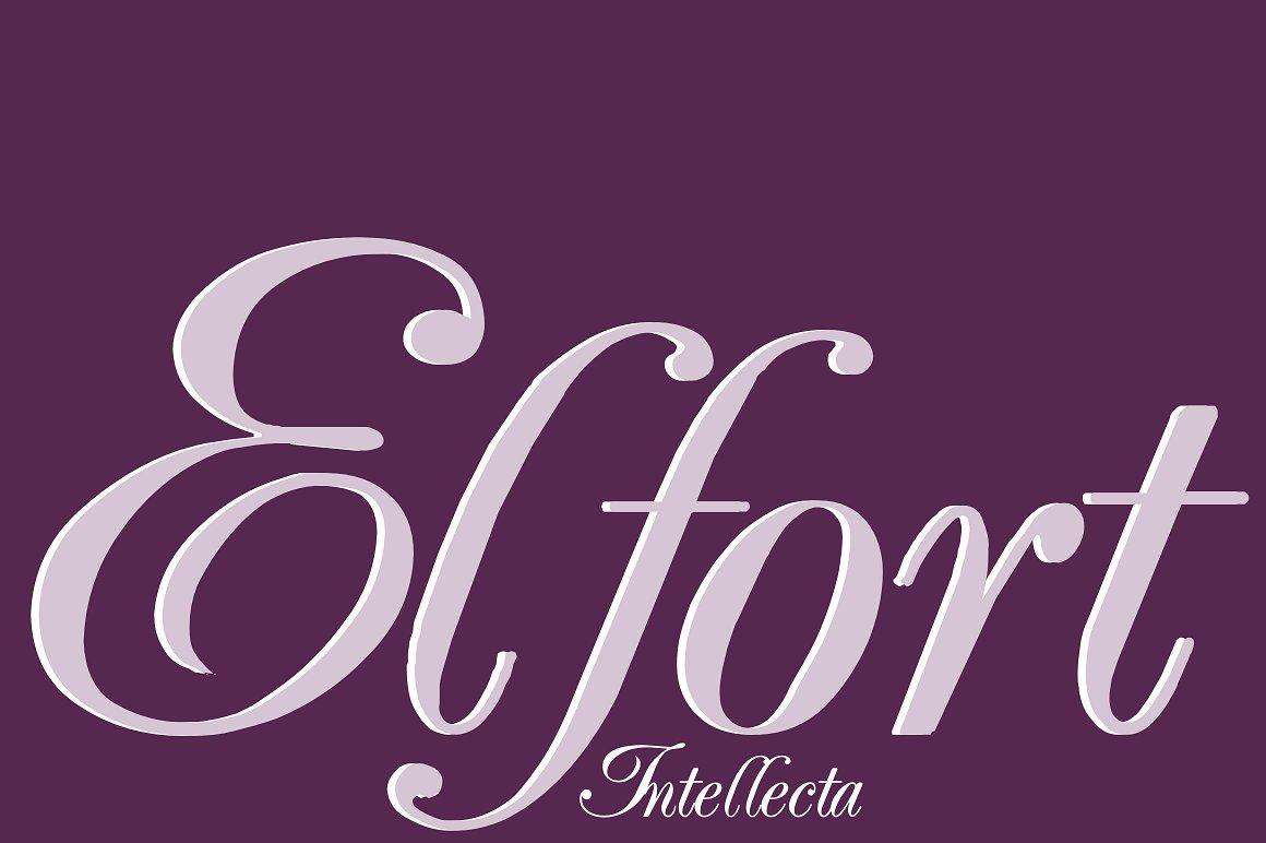 Elfort example image 1