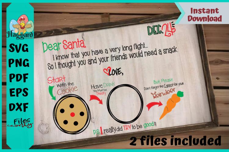 Dear Santa Placemat example image 2