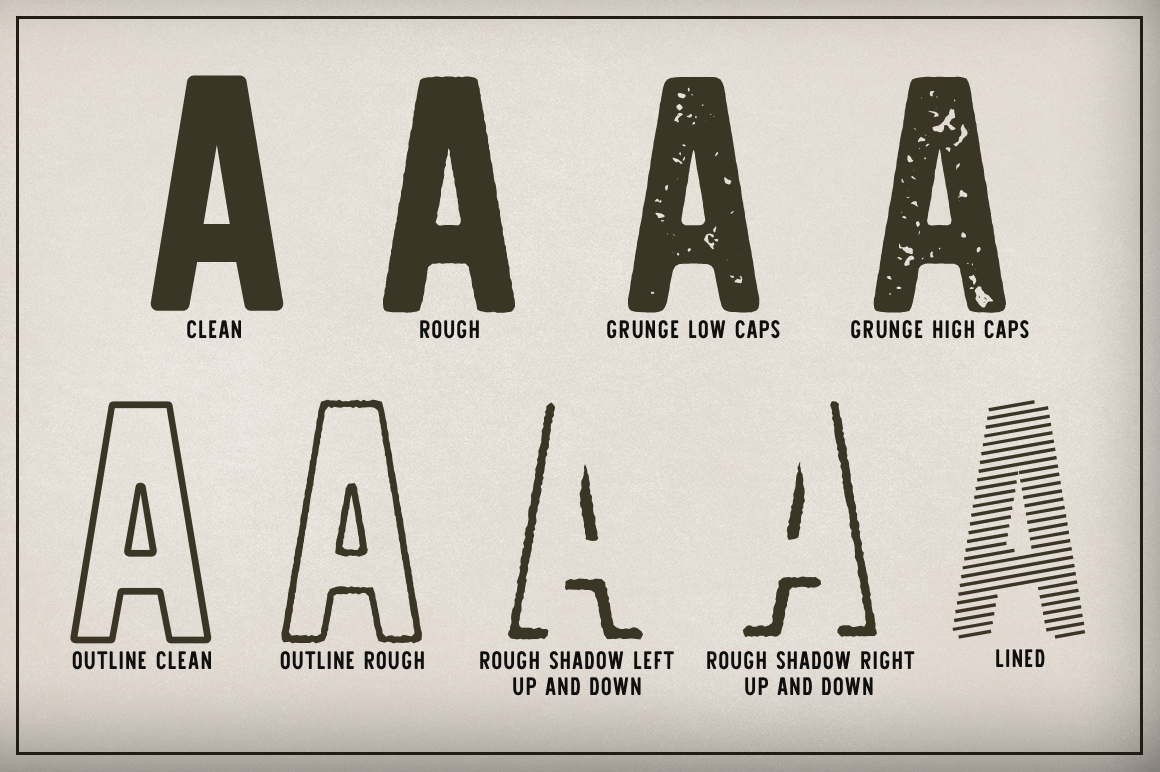 Shaimus Font Collection example image 4